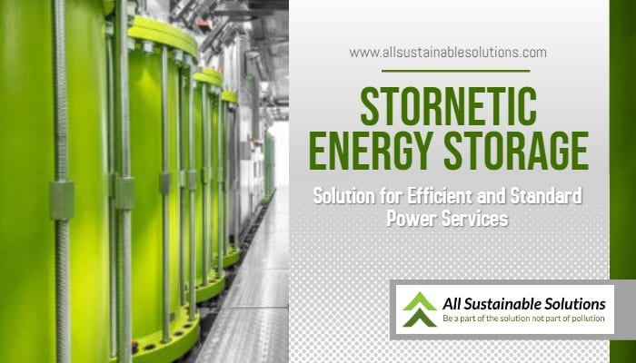 STORNETIC Energy Storage
