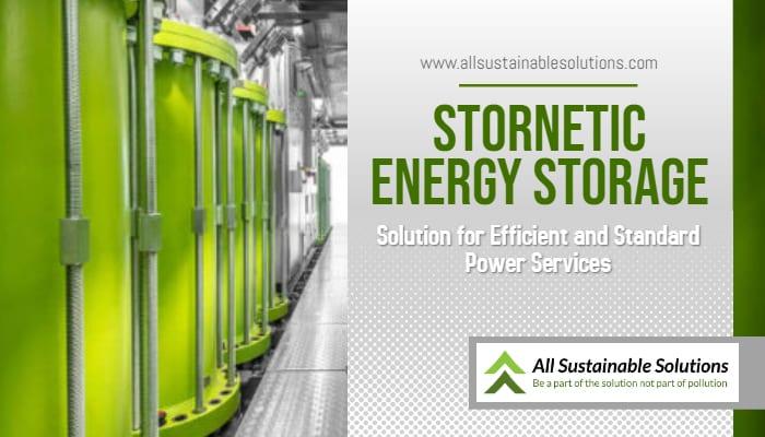 STORNETIC Energy Storage