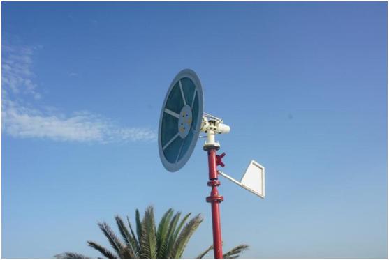 Saphon zero blade technology - bladeless wind turbine