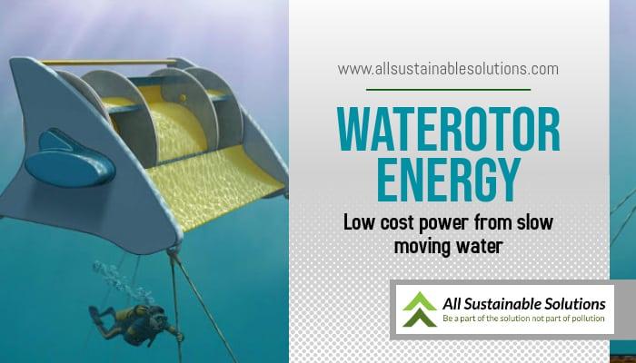 Waterotor Energy